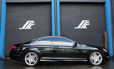 Mercedes-Benz CL-Class CL63 AMG 2012 Mercedes Benz CL63 AMG Driver Assist Night Vision Financing Accept Trades