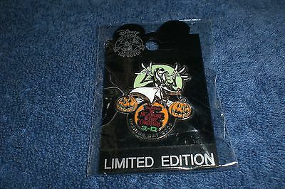 Disney WDW NBC TIM BURTON'S NIGHTMARE BEFORE CHRISTMAS Opening Day 3-D LE Pin