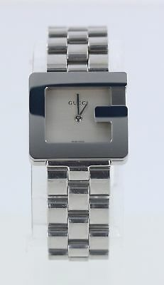 c942558c333 PreOwned Gucci 3605 3600L YA036504 Stainless Steel Ladies Watch Missing  Links 6