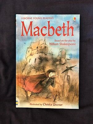 macbeth Picture book Usborne Young Reading