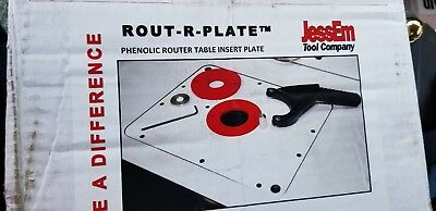 Kreg prs3030 precision router table insert plate 3999 picclick new jessem tool company rout r plate phenolic router table insert plate 03101 greentooth Gallery