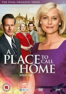 A PLACE TO CALL HOME SERIES 6 -SIXTH SEASON REGION 2 Dvd Box Set NEW & Sealed