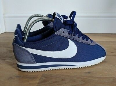 the latest 829a3 07d9d coupon code for nike cortez classic navy blue 9bfbd 213c5