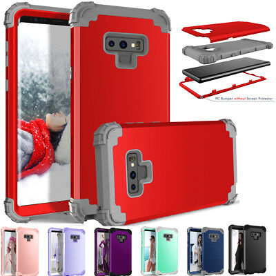 Heavy Duty Ultra Shockproof Rugged Case Cover for Samsung Galaxy Note 9 S9 Plus
