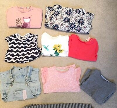 Girls Clothes Bundle Age 3-4 Next Zara George Mothercare M&S F&f