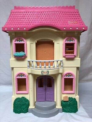 Fisher Price My Loving Family Dollhouse