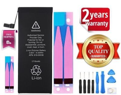 """New 1715mAh Internal Battery Replacement For iPhone 6s 4.7"""" + Tools + Adhesive"""