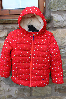 ef851ce8bb03 BODEN FLEECY GIRLS coat with removable sleeves age 9-10 Y - EUR 29 ...