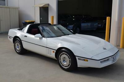 1985 CORVETTE C4 COUPE RHD SA registered with Only 45,100Miles