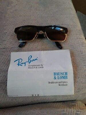 Vintage Ray Ban sunglasses never worn