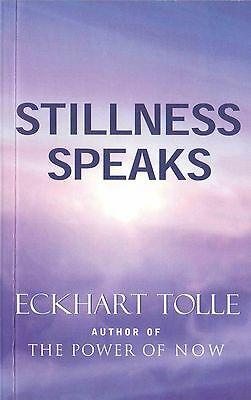 Stillness Speaks: Whispers of Now (The Power of Now), Tolle, Eckhart NEW Aus sto