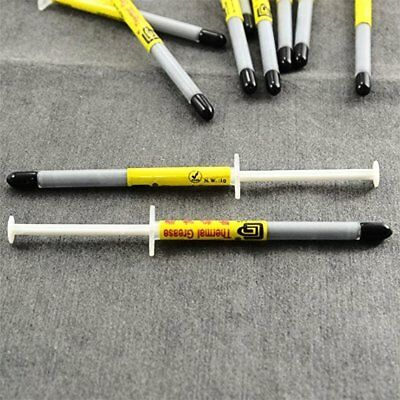 2 x 1g Grey Thermal Grease Heatsink Compound Paste