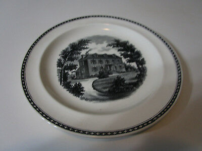 Dan Cortlandt House  Built 1748 Wedgwood & Sons 1916 State Of New York 10 D 51#