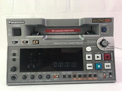 Panasonic AJ-HD1400P Digital HD Video Cassette Recorder AJ-HD1400 DVCPROHD