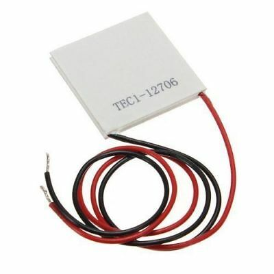 TEC1-12706 Thermoelectric Cooler 12V Plate Module Semiconductor Refrigeration