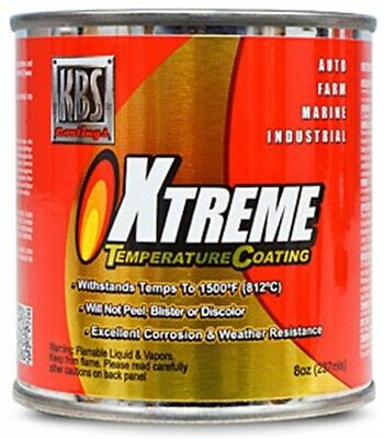 KBS Coatings 65205 Xtreme Temp Coating (XTC)