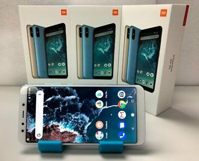 Nuovo Xiaomi Mi A2 64GB 4GB RAM Dual Sim Phone BLU Global Version+Gift
