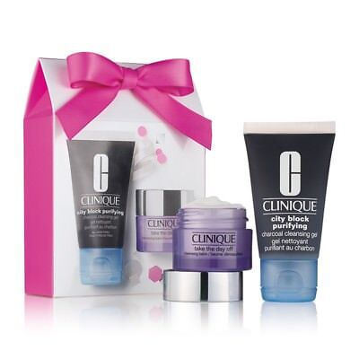 Clinique Double Cleansing Detox Gift Set