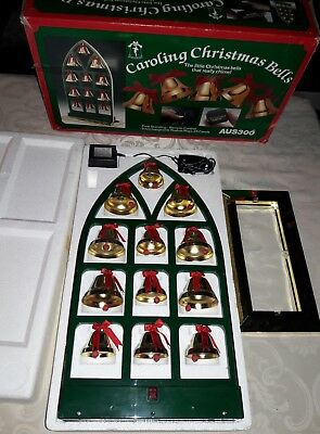 Vintage Caroling Christmas Bells 25 songs with 19 classical song cartridge