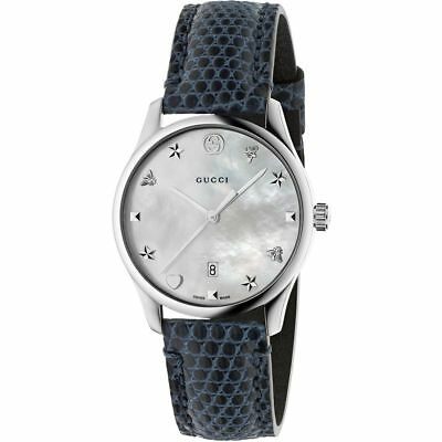 d1a7ce00319 MENS GUCCI G-TIMELESS Watch Ya126445 - EUR 589