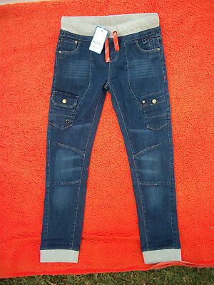 """New Girls Fully Lined Jeans From """"miles"""" Europe In Size 10"""