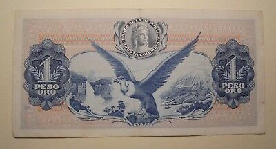 1974 Banknote From Columbia