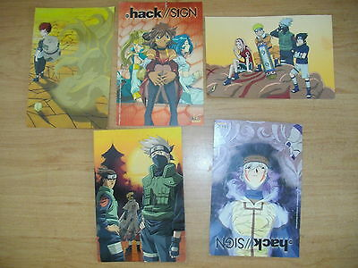 5 Cartes Hack Signe