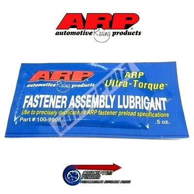 ARP Ultra-Torque Fastener Assembly Lubricant - Lube .5 oz 100-9908