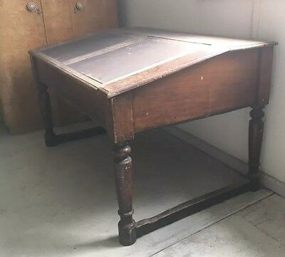 Antique Teachers / Librarians desk