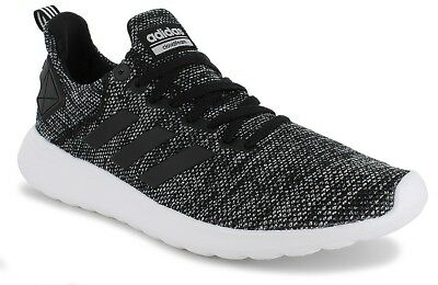 Men's adidas Cloudfoam Lite Racer BYD BLACK/WHITE All NEW