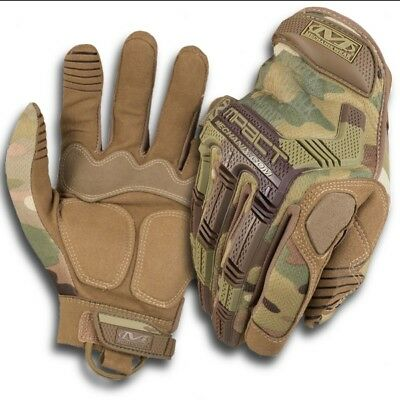 Mechanix M-Pact multicam tactical Handschuhe Einsatzkleidung Paintball MPT78