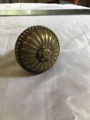 Eastlake Victorian Antique Doorknob Door Knob Hardware Brass Or Bronze 2 1/4""