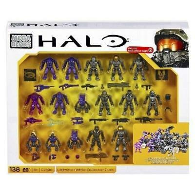 Mega Bloks, Halo, Exclusive Ultimate Battle Collector Pack (97390)