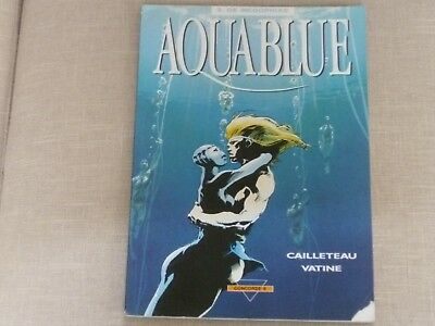 Aquablue 3. De Megophias - sc - 1e druk - 1991