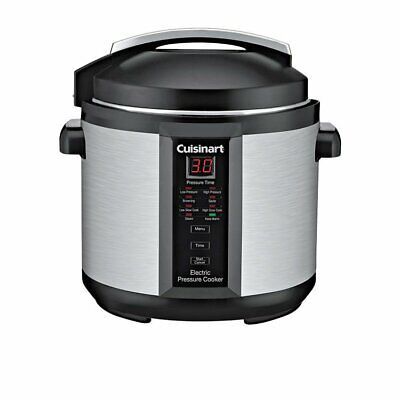 NEW Cuisinart Electric Pressure Cooker Plus 6L (RRP $239)