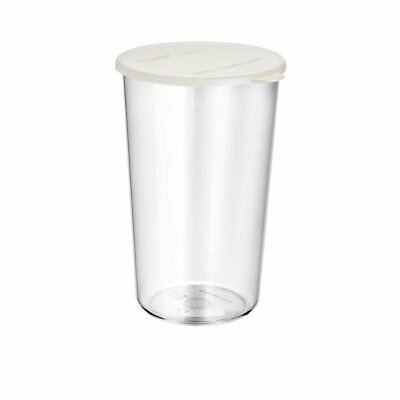 NEW Bamix Beaker w/ Lid 600ml