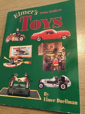 Elmers Price Guide To Vintage Toys