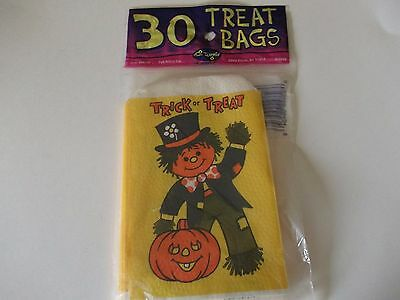 VTG Halloween Treat Bags Sacks Party Bags Party Favors Decorations Crafts~~30