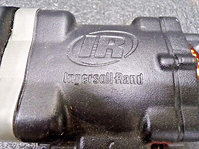 """INGERSOLL RAND Industrial Duty Air Impact Wrench, 1-1/2"""" Square Drive (K)"""