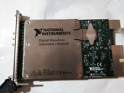 National Instruments NI PXI-6541 50 MHz 32-Channel Digital Waveform Instrument