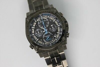 Bulova Precisionist 98B229 Wrist Watch for Men, USED