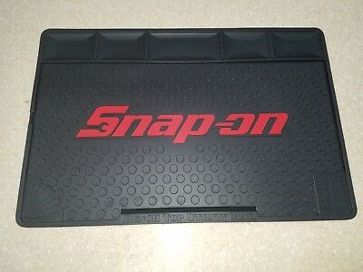 Snap On Tools Rubber Top Mat for Sockets tools parts utility Toolbox Bench etc