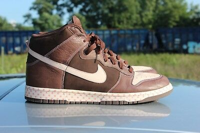 Nike Dunk High Men's Easter Brown Size 12 Basketball Shoes 308348-261