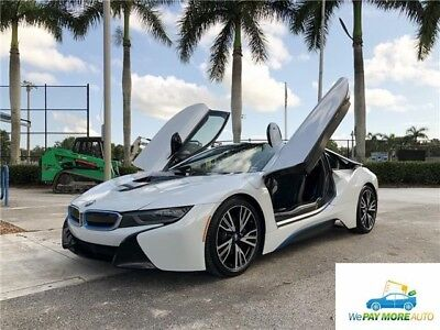2014 BMW i8 i8 Tera World porsche 911 2015 2016 chevrolet corvette z06 audi r8 tesla model s no reserve