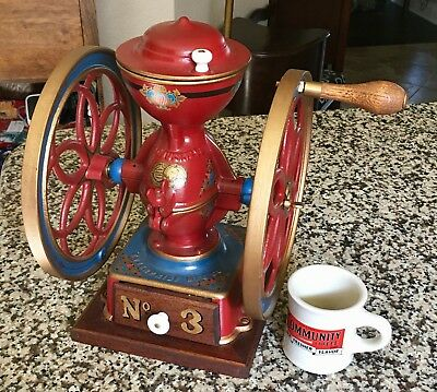 RARE Enterprise Coffee Mill #3 -Fully Restored