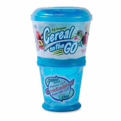 EZ-Freeze Cereal on the Go (Colors May Vary).