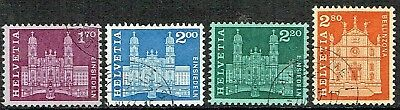 Switzerland.1963. Definitive Issue Set Used.as Is.see Scan