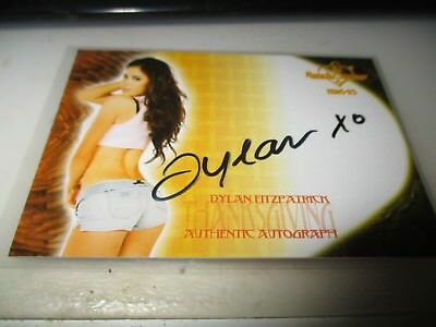 Benchwarmer 2015 Auto - Dylan Fitzpatrick