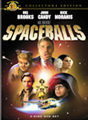 Spaceballs DVD 2005 2-Disc Set Collectors Edition Widescreen Comedy Sealed New