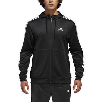Adidas Men's Full Zip Tech Hoodie (SELECT COLOR/SIZE) *** FREE SHIPPING ***